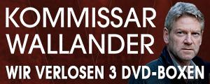 Kommissar Wallander – Staffel 1