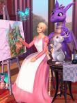 Rapunzel (Folge 2) – © Super RTL
