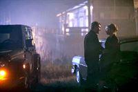 Mike Vogel (Deputy Zack Shelby), Vera Farmiga (Norma Bates). – Bild: ORF eins