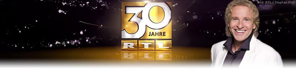 30 Jahre RTL