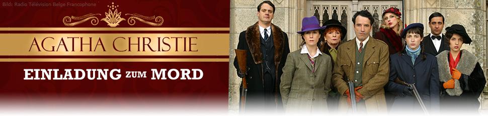 Agatha Christie: Einladung zum Mord