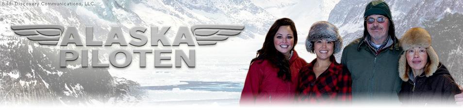 Alaska-Piloten – Eine Familie hebt ab