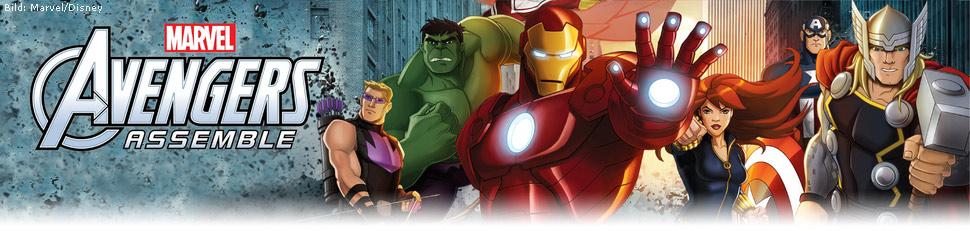 Avengers – Gemeinsam unbesiegbar!