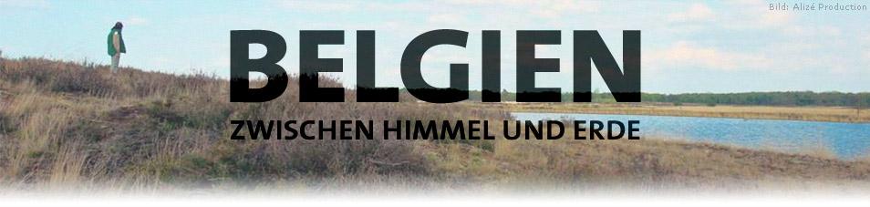 Belgien zwischen Himmel und Erde