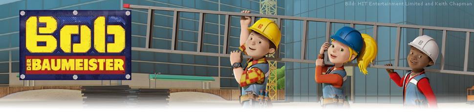 Bob der Baumeister – Helme auf und los!