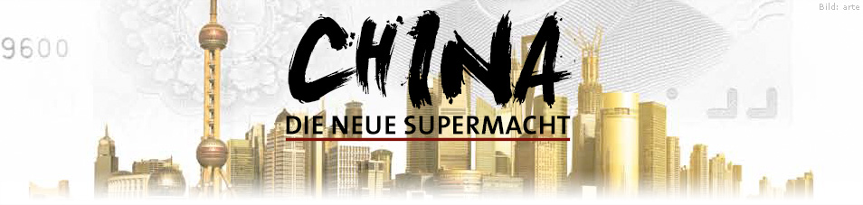 China, die neue Supermacht