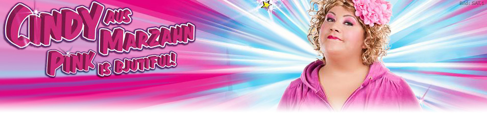 Cindy aus Marzahn – Pink is bjutiful!