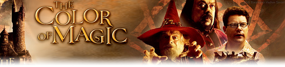 Color of Magic – Die Reise des Zauberers
