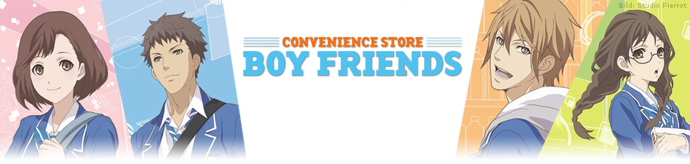 Convenience Store Boy Friends