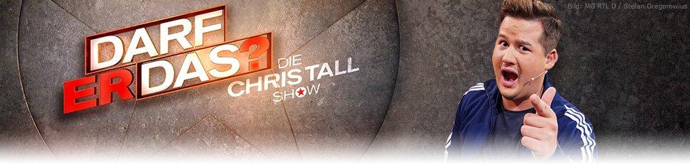 Darf er das? – Die Chris Tall Show