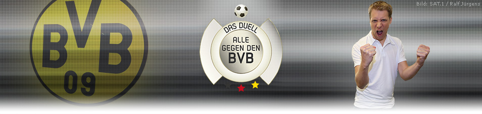 Das Duell – Alle gegen den BVB