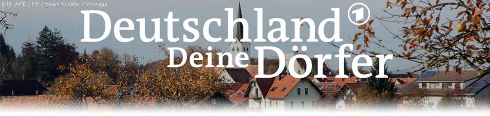 Deutschland, deine Dörfer