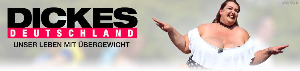 Dickes Deutschland – Unser Leben mit Übergewicht