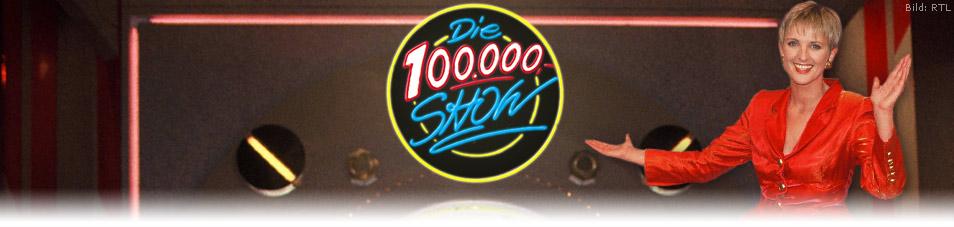 Die 100.000,- Mark Show