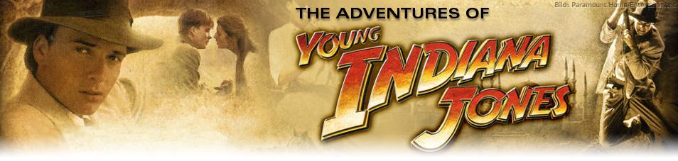 Die Abenteuer des jungen Indiana Jones