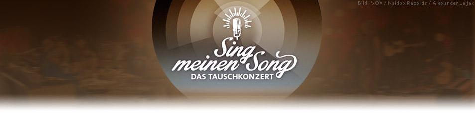 Sing Meinen Song Das Tauschkonzert Staffel 1 Episodenguide