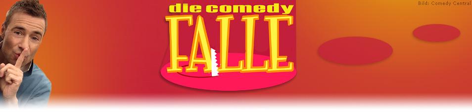 Die Comedy-Falle