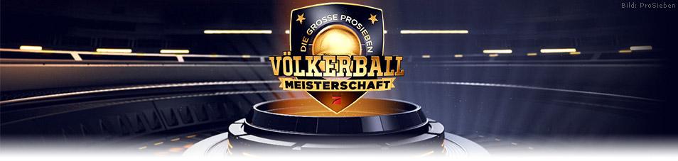 Die große ProSieben Völkerball-Meisterschaft