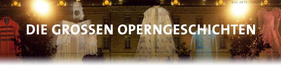 Die großen Operngeschichten