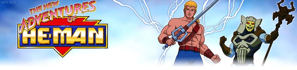 Die neuen Abenteuer des He-Man