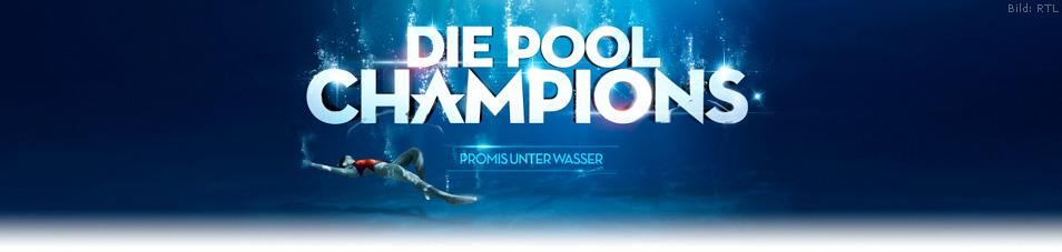 Die Pool Champions – Promis unter Wasser