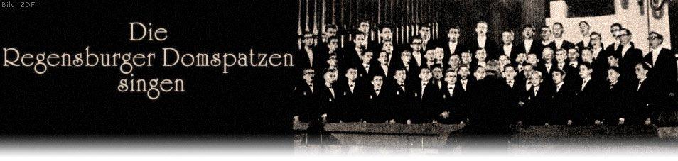 Die Regensburger Domspatzen singen