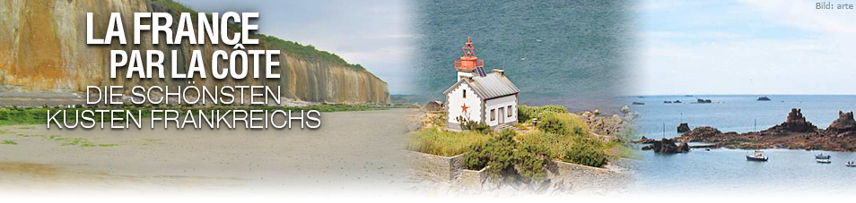 Die schönsten Küsten Frankreichs