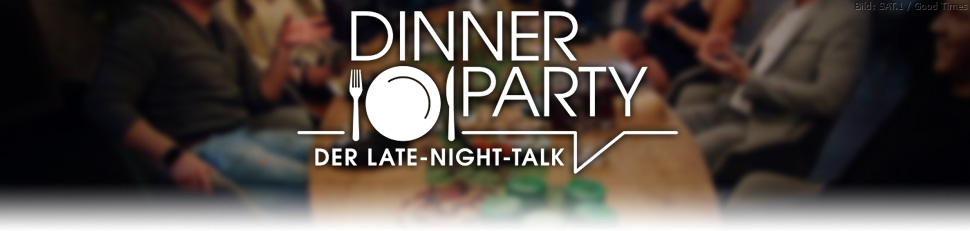 Dinner Party – Der Late-Night-Talk