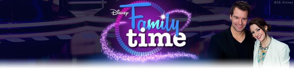 Disney Family Time