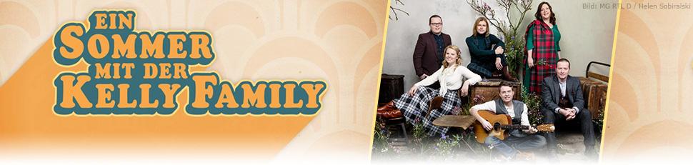 Ein Sommer Mit Der Kelly Family Fernsehseriende