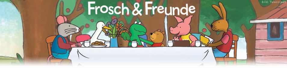 Frosch & Freunde