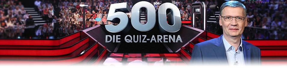 500 – Die Quiz-Arena