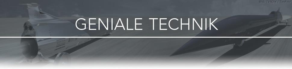 Geniale Technik