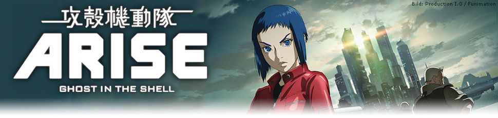Ghost In The Shell Arise Sendetermine 24122018 29122018