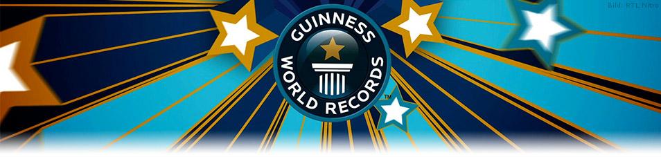 Guinness World Records – Die verrücktesten Rekorde