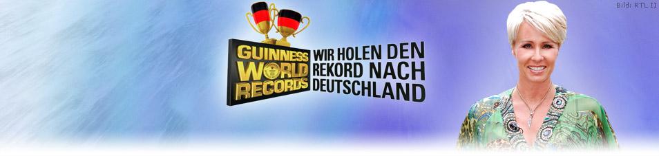 Guinness World Records – Wir holen den Rekord nach Deutschland