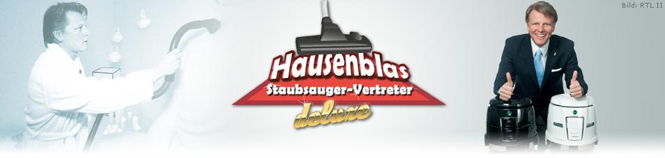 Hausenblas – Staubsauger-Vertreter Deluxe