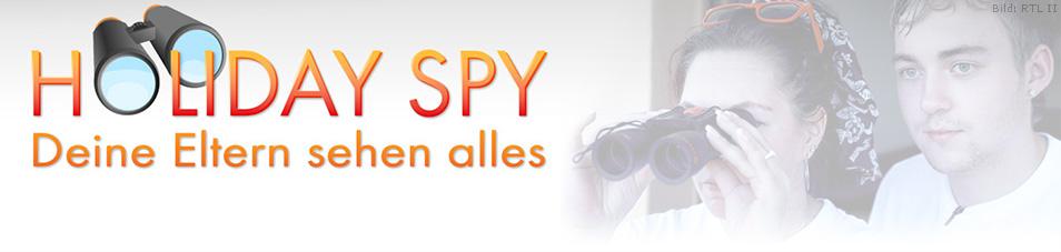 Holiday Spy – Deine Eltern sehen alles