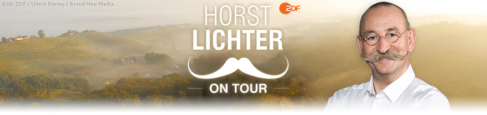 Horst Lichter on tour