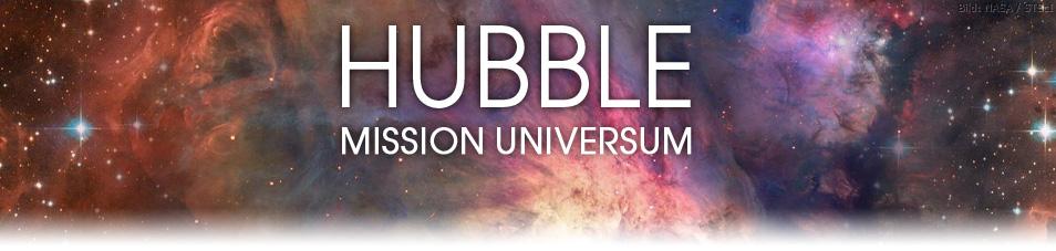 Hubble – Mission Universum