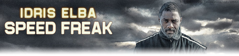 Idris Elba – Speed Freak