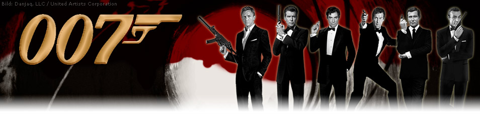 darsteller james bond filme