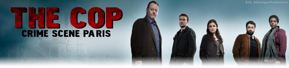 The Cop – Crime Scene Paris