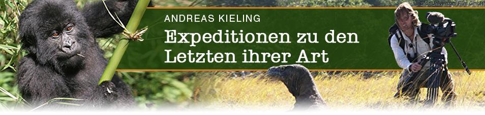 Kieling – Expeditionen zu den Letzten ihrer Art