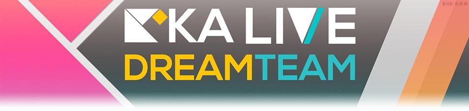 KiKA LIVE – Dreamteam