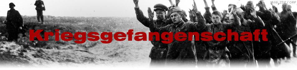 Kriegsgefangenschaft