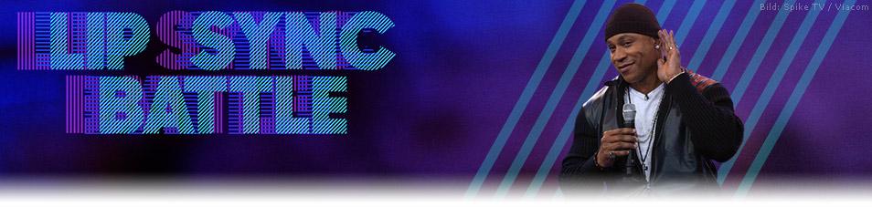 Lip Sync Battle – mit LL Cool J