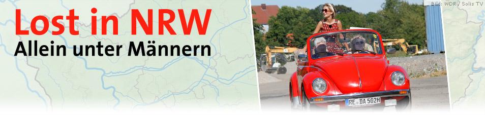 Lost in NRW – Allein unter Männern