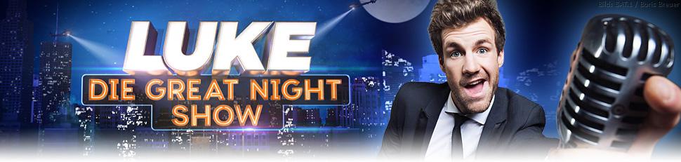Luke Die Great Night Show Tickets