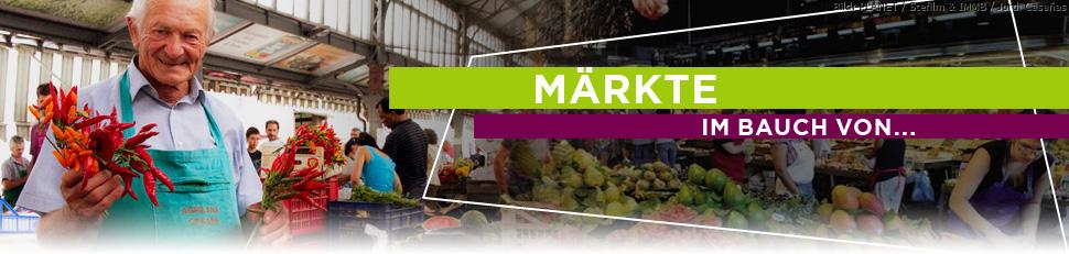 Märkte – Im Bauch von…